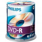Philips DVD-R 4.7GB 16x Spindle 100pk