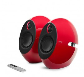 EDIFIER E25HD Luna HD Active Bookshelf Speakers - Red