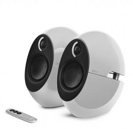 EDIFIER E25HD Luna HD Active Bookshelf Speakers - White