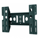 AVF EL400B Flat to Wall Flat Panel TV Mount for Screens up to 55