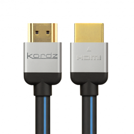 Kordz EVS-R Light Weight HDMI with Ethernet - 1.2m (60cm - 5m lengths available)