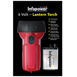Infapower F014 6 Volt Lantern Torch