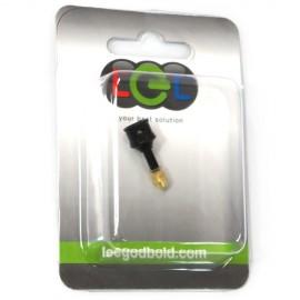 FOA712 Fibre optic 3.5mm plug/toslink socket adaptor