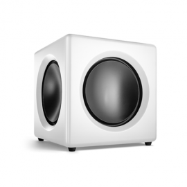 wavemaster FUSION Soft White – Active Subwoofer
