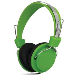 SoundLAB G141EG Fashion Colours Green Stereo Headphones