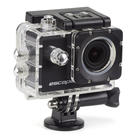 Kitvision Escape HD5W 1080p Waterproof Action Camera with WiFi - Black