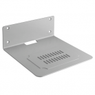 Cavus HEAMP Wall Mount for HEOS AMP - Silver