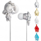 Monster Cable Harajuku Lovers Space Age G In-Ear Headphones