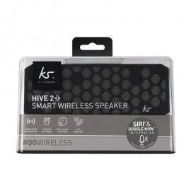 KitSound Hive 2+ Wireless Smart Speaker