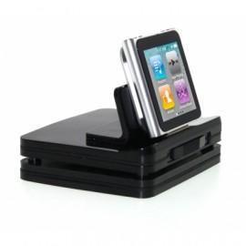 KitSound IDOCKBK iDock Multi Dock for iPod/iPhone charge data and audio