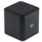 KitSound KSCUBBTBK Cube Bluetooth Speaker (Black)