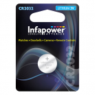 Infapower L902 CR2032 3V Lithium Coin Cell