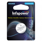 Infapower L910 CR2450 3V Lithium Coin Cell