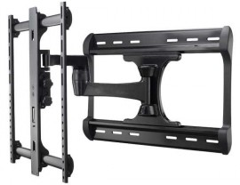 "SANUS LF228 Full-Motion Wall Mount for 37"" – 65"" Screens, extends 28"""