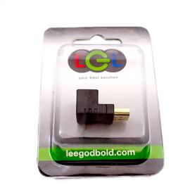 LGL HDMI270 HDMI 270° Right Angle Adapter