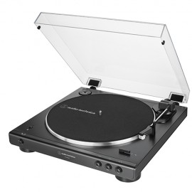 audio-technica AT-LP60XBT NEW Fully Automatic Bluetooth Belt-Drive Turntable