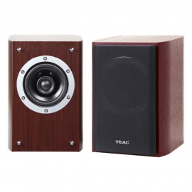 TEAC LS-301 Two Way Hi-Res Coaxial Speakers - Cherry