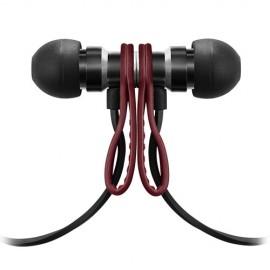 Meters Music M-Ear Wired In-Ear Headphones - Red