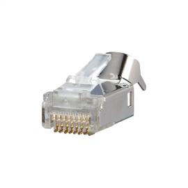 METZ CONNECT E-DAT Industry RJ45 plug Cat.6 Class EA