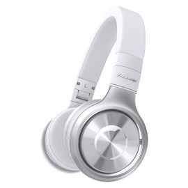 Pioneer SE-MX8-S Superior Club Sound High Resolution Headphones - Silver