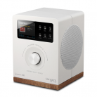 Tangent Spectrum Radio DAB+/FM & Bluetooth - White