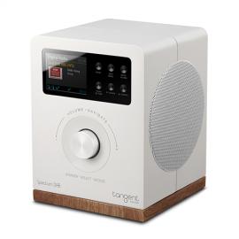 Tangent Spectrum Radio DAB+/FM - White