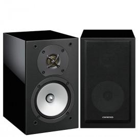 Onkyo D-175 2-Way Bass Reflex Speakers - Black