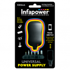 Infapower P002 1000mA Universal Power Supply