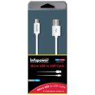 Infapower P009 Micro USB to USB Cable