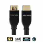 Kordz PRS HDMI High Speed with Ethernet - 0.5m