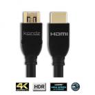 Kordz PRS HDMI High Speed with Ethernet - 0.5m