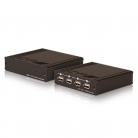 CYP PU-USB-KIT USB 2.0 Extender Kit over Single CAT5e/6 (100m)