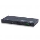CYP PUV-1530RX 100m HDBaseT Slimline Receiver (4K, HDCP2.2, PoH, LAN, OAR)