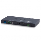 CYP PUV-1530TX 100m HDBaseT Slimline Transmitter (4K, HDCP2.2, PoH, LAN, OAR)