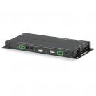 CYP PUV-2010RX 100m HDBaseT 2.0 Slimline Receiver (4K, HDCP2.2, PoH, LAN, OAR, USB)