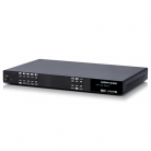 CYP PUV-442-4K22 4 x 6 HDMI HDBaseT Matrix with Audio Matricing (4K, HDCP2.2, HDMI2.0, PoH, LAN, OAR, 100m)