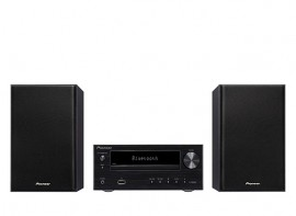 Pioneer X-HM26  Micro System with Bluetooth, CD, FM Radio, MP3 USB, Sleep Timer & Remote