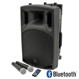 qtx QX12PA Portable PA System USB/SD/FM & Bluetooth