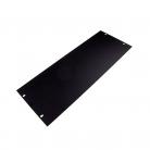 Penn Elcom R1385/3UK 3U Steel Flat Rack Panel - Black