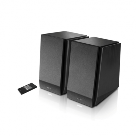 EDIFIER R1850DB Subwoofer Supported Bookshelf Speakers - Matt Black
