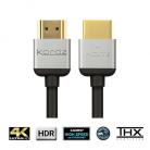 Kordz R.3 Rack Optimised HDMI - 0.9m