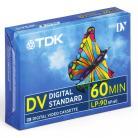 TDK DVM60 - Digital Mini DV Cassette