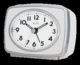 acctim Retro 3 Crescendo Alarm - White