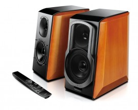 EDIFIER S2000PRO Professional Active Monitor Speakers with Bluetooth 4.0 aptX Decoder