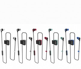 Pioneer SE-CL5BT ClipWear Active Bluetooth In-Ear Headphones