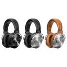 Pioneer SE-MS7BT Over-Ear Retro Style Headphones with Bluetooth