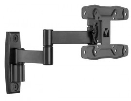 SANUS SF213-B2 Full-Motion Wall Mount for Screens up to 27