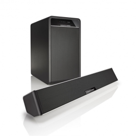 (((AE))) Acoustic Energy SOUND3AR Aego Subwoofer & Soundbar System