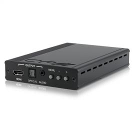 CYP SY-300H HDMI to HDMI Scaler with Audio Embedding & De-Embedding