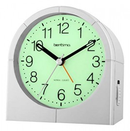 acctim Sensa-Light One Alarm Clock - White
